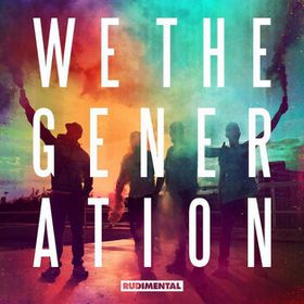 Rudimental - We The Generation (CD)
