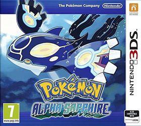 Pokemon Alpha Sapphire /3DS