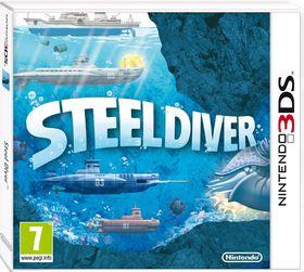 Steel Diver /3DS