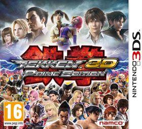 Tekken 3D Prime Edition (PEGI) (Nintendo 3DS)