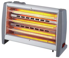 Goldair - Deluxe Glass Bar Heater - Fan - Humidifier