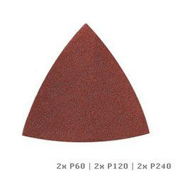 Dremel - Multi-Max Sanding Paper For Wood (P60 P120 And P240)