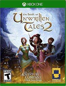 The Book of Unwritten Tales 2 (XboxOne)