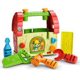 Leap Frog Build & Discover Toolbox
