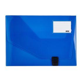 Meeco File Box Medium (500 Sheets) - Blue