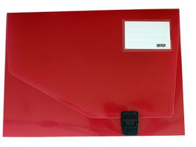 Meeco File Box Medium (500 Sheets) - Pink