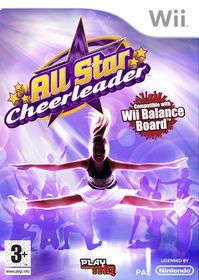 All Star Cheerleader (For Balance Board) (Wii)