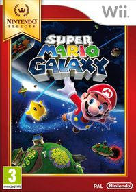 Super Mario Galaxy (NINTENDO SELECT) /Wii