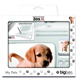 Big Ben - Pack Animals: Pets Dogs And Cats (3DS)