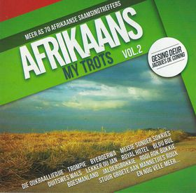 Jacques De Coning - Afrikaans My Trots Vol.2 (CD)