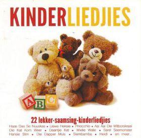 Tannie Riana - Kinderlietjies (CD)