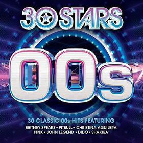 Various Artists - 30 Stars: 2000's (CD)