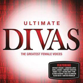 Various Artists - Ultimate: Divas (CD)