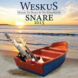 Hennie De Bruyn En Die Kitaar Kerels - Weskus Snare (CD)