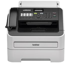 Brother FAX2840 Paper laser