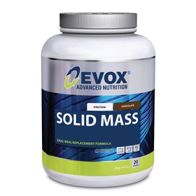Evox Solid Mass Chocolate - 2kg