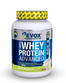 Evox Whey Protein 100% Cookies - 908g
