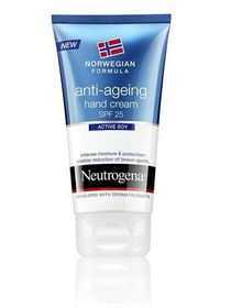 Neutrogena Anti-Ageing Hand Cream SPF25