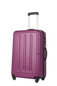 Tosca Orbit ABS 4 Wheeler 65cm Trolley Case - Purple