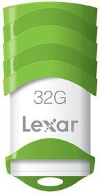 Lexar JumpDrive V30 USB Flashdrive 32GB - Green