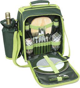 Marco Duet Picnic Shoulder Bag - Green