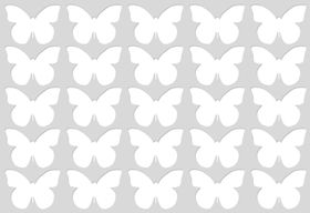 Kaisercraft Cutting Dies - Butterflies