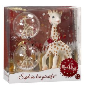 Sophie La Giraffe - Christmas Set: My First Christmas