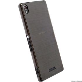 Krusell Boden Cover for the Sony Xperia Z5 - Transparent Black
