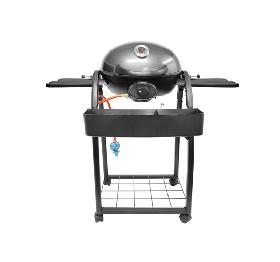 Alva - Mondo 1 Burner Braai with Cart<br />