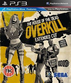 House of the Dead: Overkill - Extended Cut (BBFC) (PS3)