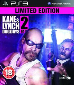 Kane & Lynch 2: Dog Days (Limited Edition) (PS3)
