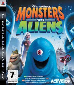 Monsters vs. Aliens (PS3)