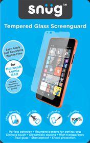 Snug Tempered Glass Screenguard - Nokia 640