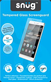 Snug Tempered Glass Screenguard - Huawei P8