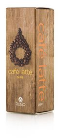 Twisp Cafe Latte Pure - 20ml