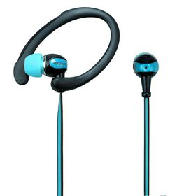 Astrum Sports Wired Earbud Blue - EB330
