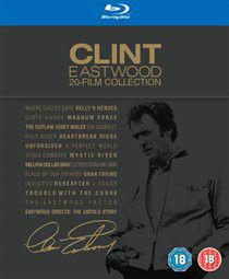 Clint Eastwood 20 Film Collection (DVD)