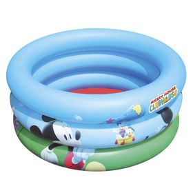 Bestway - Mickey Mouse Baby Pool - Blue