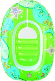 Bestway - Kiddie Pool Boat - Green
