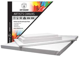 Artboard Canvas 3D Box Canvas - 12 x 16""