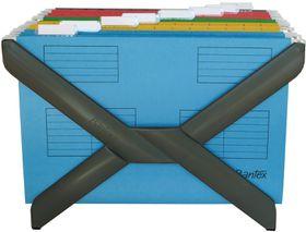 Bantex Suspension File Rack - Black