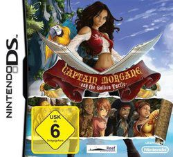 Captain Morgane and the Golden Turtle [GERMAN - USK] (NDS)