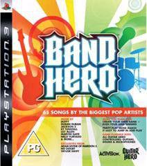 Band Hero: Standalone Game (BBFC) (PS3)
