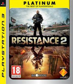 Resistance 2 (Platinum) (PS3)
