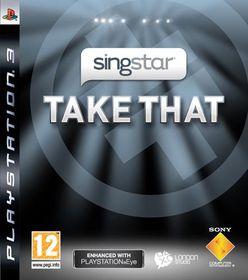 Sing Star Take That (Solus) (PS3)