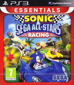 Sonic And SEGA All-Stars Racing (Essentials) (PS3)