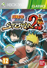 Naruto Shippuden: Ultimate Ninja Storm 2 - Classics (Xbox 360)