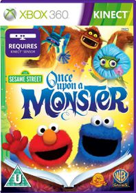 Sesame Street: Once Upon A Monster (BBFC) (Xbox 360)