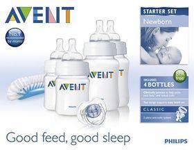 Avent -  Newborn Starter Set Classic +