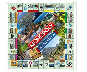 Monopoly Cape Town Edition